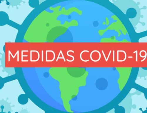 ¿Cuáles son las medidas que ha adoptado el gobierno frente al COVID-19?